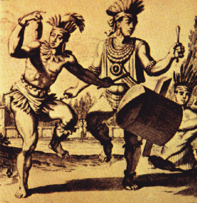 aztecs and tainos