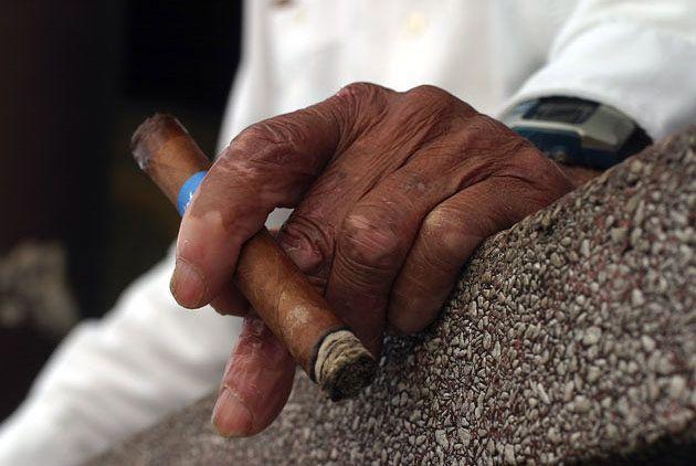 табачные изделия история